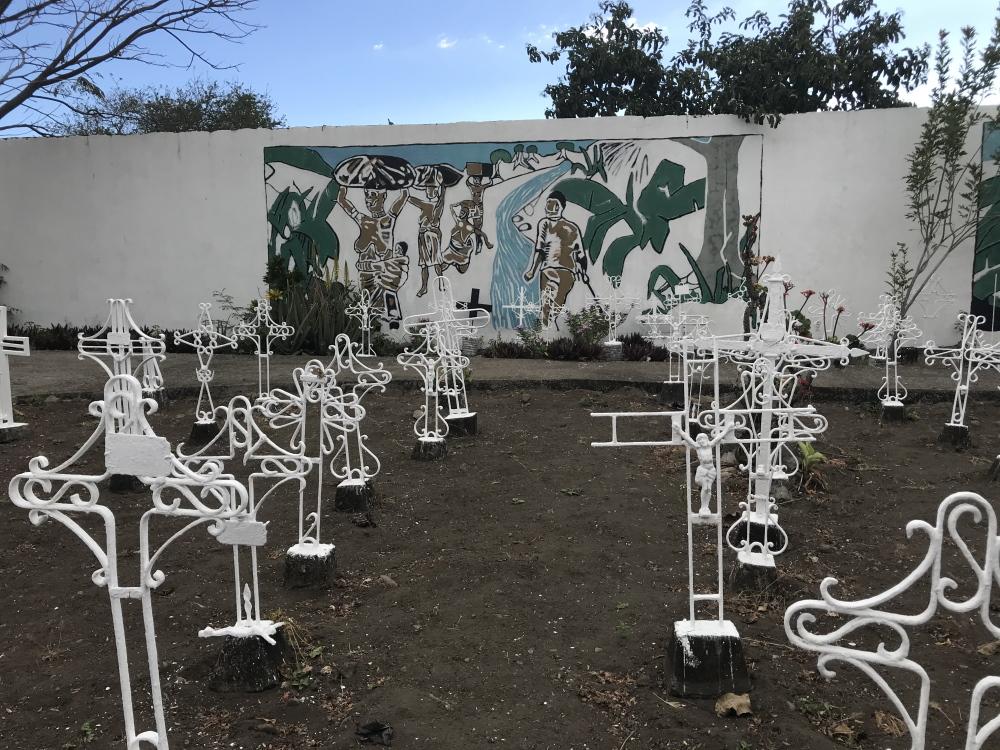 Cimetière des âmes perdues - cimetière du père Lafosse - île de la réunion