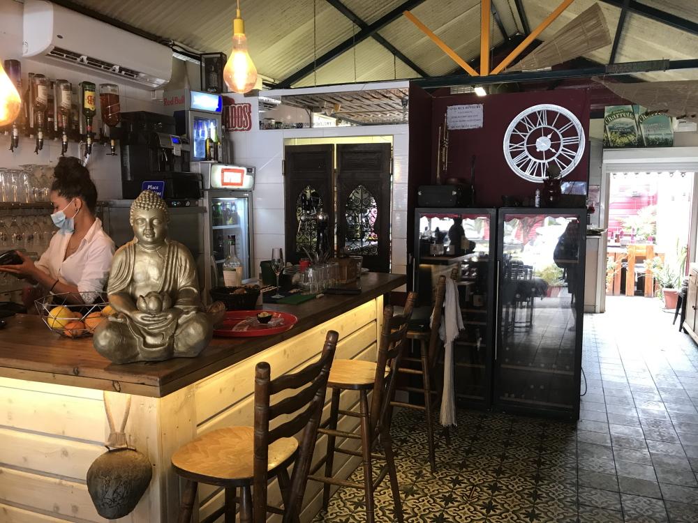 Mon avis sur le Restaurant Le pittoresque saint pierre ile de la réunion