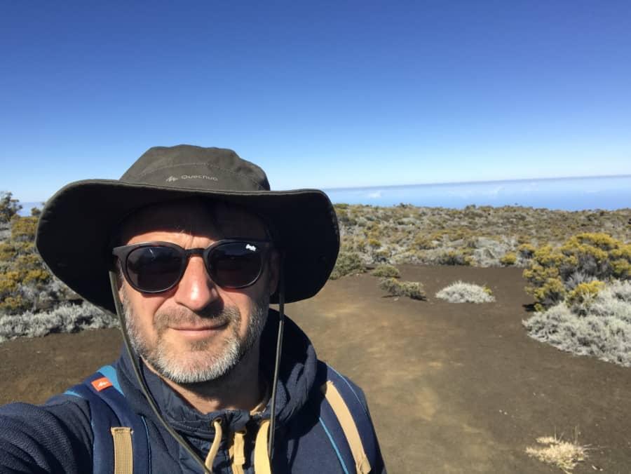 Randonnée Le Morne Langevin depuis le Pas des sables 2020