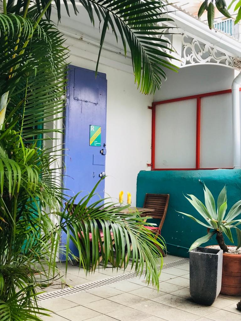 Petit restaurant cosy au cœur de Saint-pierre île de la réunion le Belo Horizonte