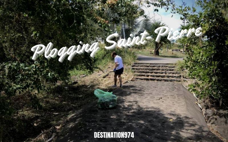 Plogging Saint-Pierre - ravine blanche - Blog randonnées - île de la Réunion - Destination 974