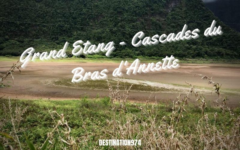 Île de la Réunion. Randonnée Grand Etang et les cascades du Bras d'Annette 2020