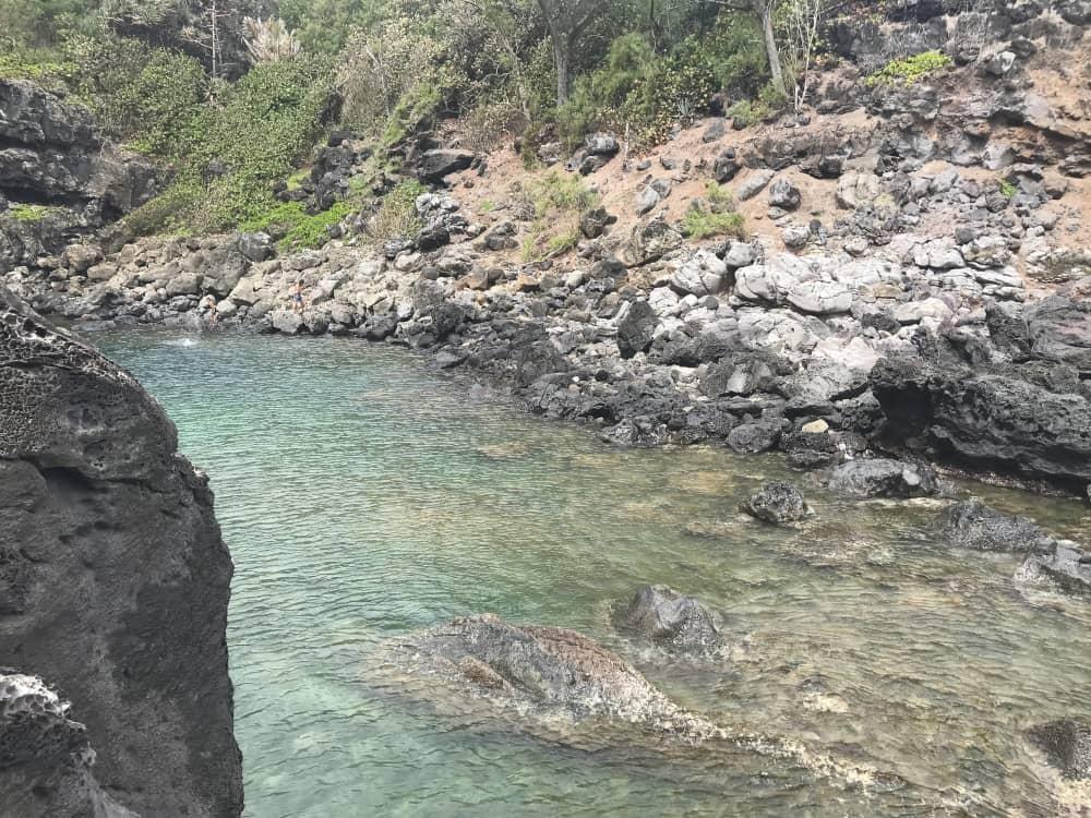 02-Visite du Bassin Ravine des Cafres après Saint Pierre- Entre Terre rouge Boissy et Ravine des Cafres