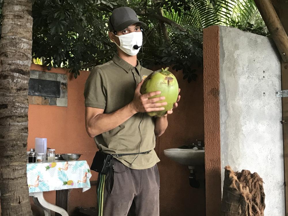 Île de la Réunion. La maison du coco à Saint-Leu - Blog destination974